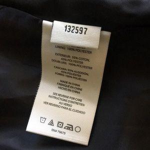 Anne Klein Jackets & Coats - Anne Klein Black Overcoat w/Belt